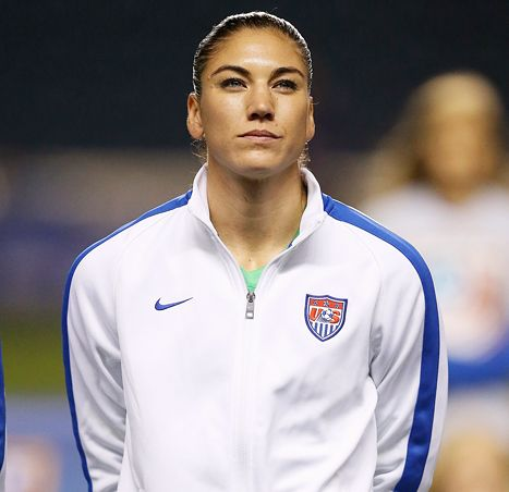 Hope Solo Suspended From U.S. Women's Soccer Team - Us Weekly