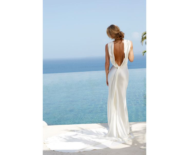 Bridal Mustique Look 3