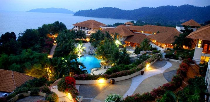 Swiss-Garden Golf Resort & Spa Damai Laut Lumut, Malaysia.