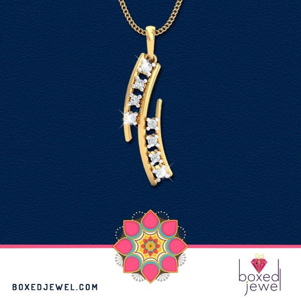 Surprise your sister with a unique gift! This #Rakshabandhan, bind love :) Get up to 30% OFF of all jewels till 25th August. Visit www.boxedjewel.com for more. t&c.  #pendants #jewelry #gif