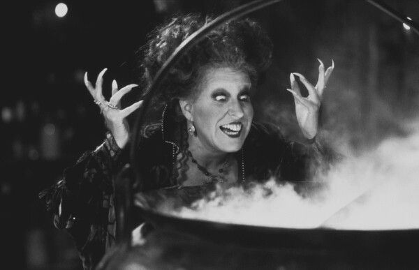 HOCUS POCUS...ONLY the best movie ever, Now matter how old you are!