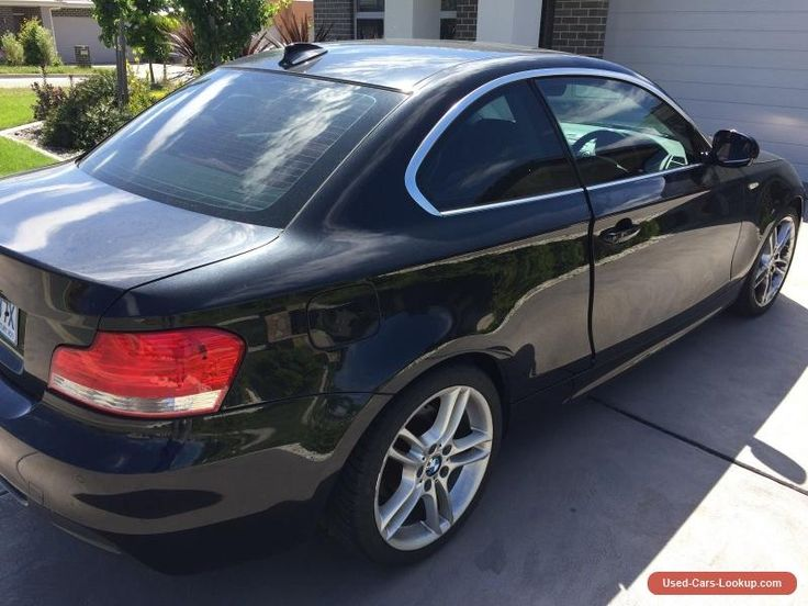 BMW 125i Coupe 2009 - Black - VGC - Cheap #bmw #1series #forsale #australia