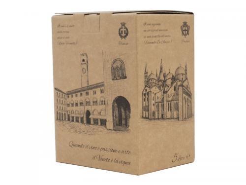#Scatolificio Udinese - #BaginBox Monuments from #Veneto Side 1
