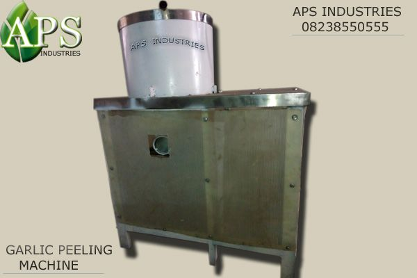 • Capacity: 30,50,100kg/hr • Dimension:L700 x W700 x H1600 mm Motor Power:2 hp single phase,1 HP in Three Phase • Weight:175kg • Approximate Material: Internal made by stainless steel • Power Source:220/380 ACV Or according customers supply source • Completely wet-peeling operation • Energy saving unit • No damage to garlic clove • Price-1,10,000- 1,50,000-2,00,000