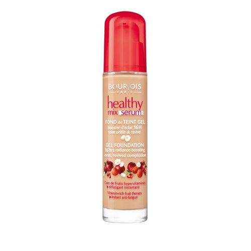 Fond de teint longue tenue : Bourjois Healthy Mix Serum - Fond de teint unifiant, sublimant