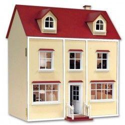 Casa de muñecas Oxford Easy Assembly para montar Artesania Latina (CONSULTAR DISPONIBILIDAD)