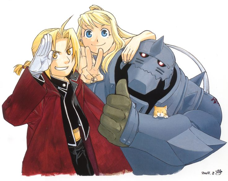 Fullmetal Alchemist/#226429 - Zerochan