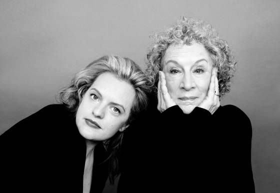 Margaret Atwood and Elisabeth Moss on the Handmaid's Tale-Time