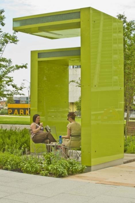 Thomas Balsley Associates, Main Street Garden Park, Dallas, TX