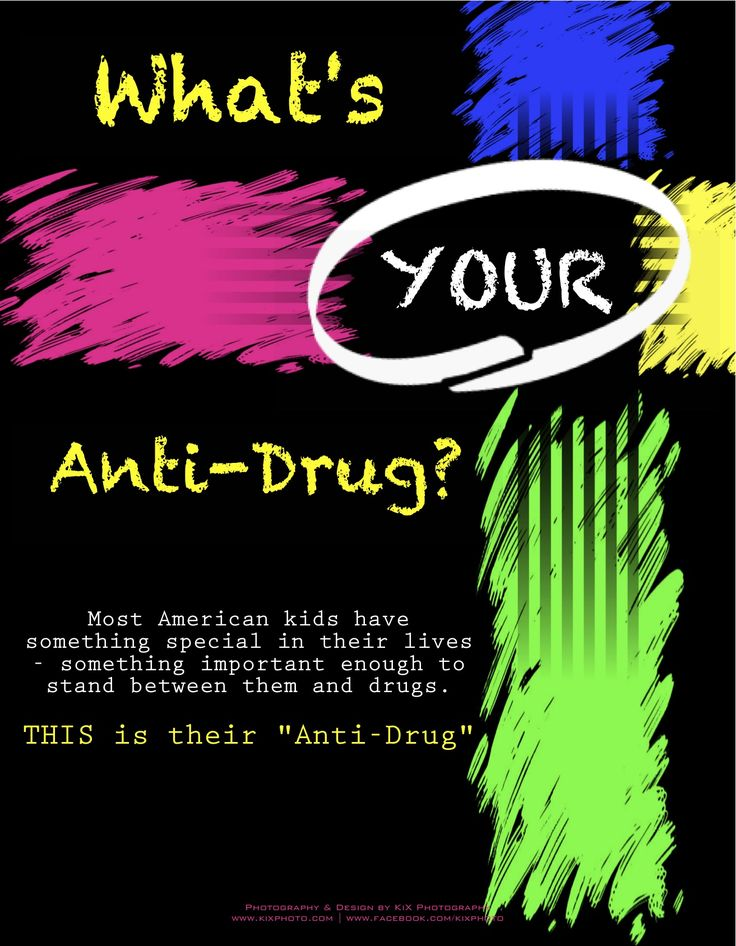 Whats Your Anti Drug  Brochure Kix Photo WhatS Your AntiDrug