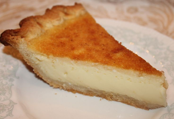 Old Fashioned Custard Pie Angiesopenrecipebox Com Some