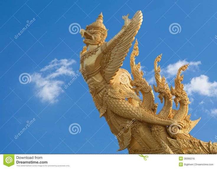 Sculpture Of Garuda - Download From Over 28 Million High Quality Stock Photos, Images, Vectors. Sign up for FREE today. Image: 28366216