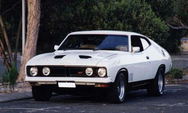 stock 1973 Ford Falcon XB GT (Australian) Maintenance/restoration of old/vintage vehicles: the material for new cogs/casters/gears/pads could be cast polyamide which I (Cast polyamide) can produce. My contact: tatjana.alic@windowslive.com