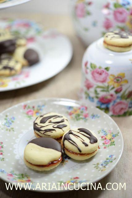Blog di cucina di Aria: Pasticcini per il tè