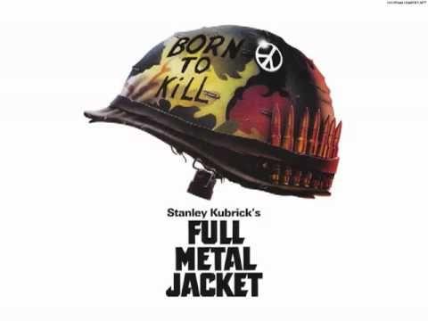 Johnny Wright - Hello Vietnam (Full Metal Jacket)