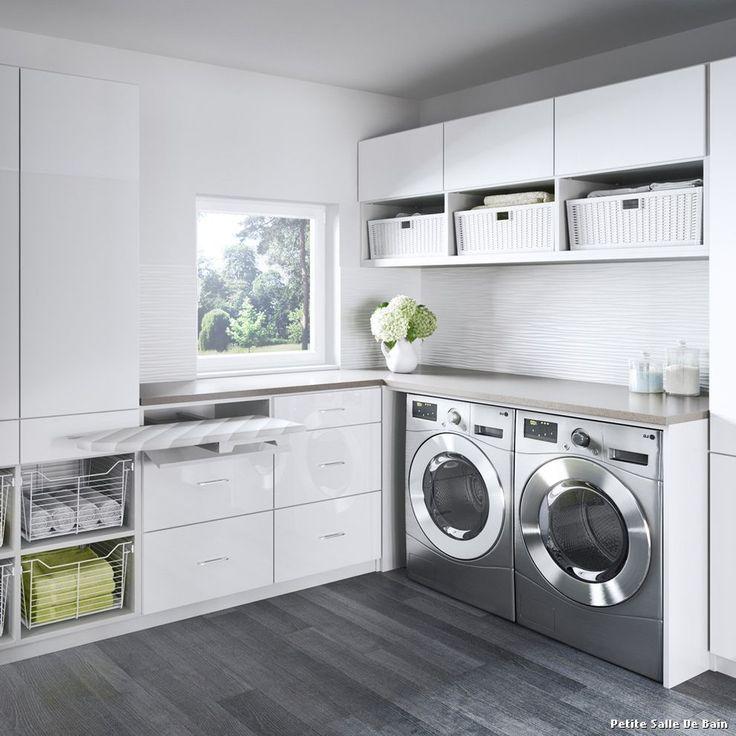 Résultats de recherche d'images pour «buanderie dans salle de bain image»