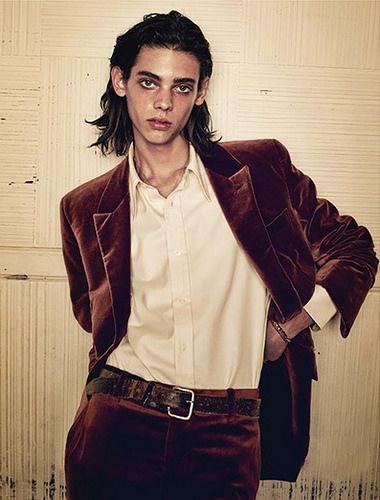 Photo by Sharif Hamza. Styling by Tony Irvine. For Men Magazine.  menswear mnswr mens style mens fashion fashion style editorial