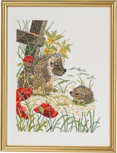 Eva Rosenstand borduurpakketten van dieren