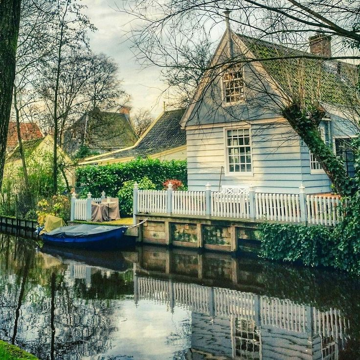 Heilige Huisjes {2} Dutch houses Broek in Waterland Happy Tuesday! #allwhatsbeautiful #amazingphotohunter #archdaily #dutch_connextion #super_holland #wonderful_holland #holland_photolovers #uwn_holland #igersholland #igersverybest #ig_discover_holland #theworld_thru_youreyes #people_and_world #fotocatchers #fivepicsdaily_ #global_ladies #ig_creativepics #igglobalwomenclub #kings_villages #loves_village #flair_main #turkobjektif_hdr #on_the_canal by esther_says_cheese