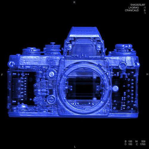 Nikon F3 HP naked