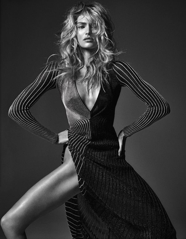 """""""the perfect 10,"""" by Mario Sorrenti for W Magazine 2014"""