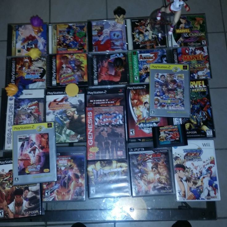 Shared by jmejia1187 #segagenesis #microhobbit (o) http://ift.tt/1OvBRGV the games in my collection with street fighter characters. @ww_v para que no dicen que soy mentiroso.  24 games  Genesis- Street fighter 2 champion edition Super street fighter 2  Sega saturn- Street fighter the movie Marvel super heroes vs street fighter Street fighter zero 2 Marvel superheroes Street fighter alpha warriors dreams  Dreamcast- Street fighter 3 3rd strike Marvel vs capcom 2  Playstation- Marvel vs capcom…