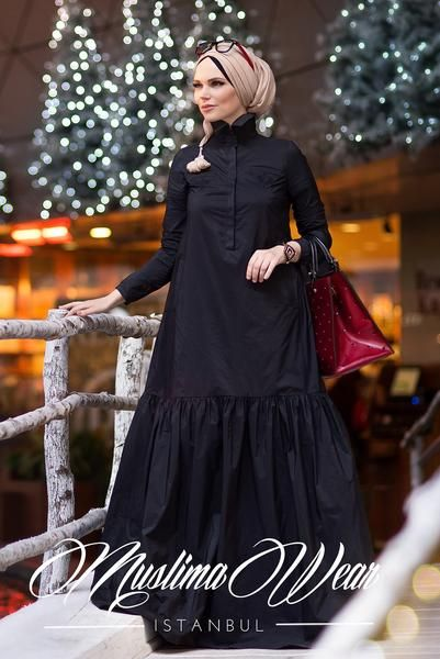Muslima Wear Oxford Dress