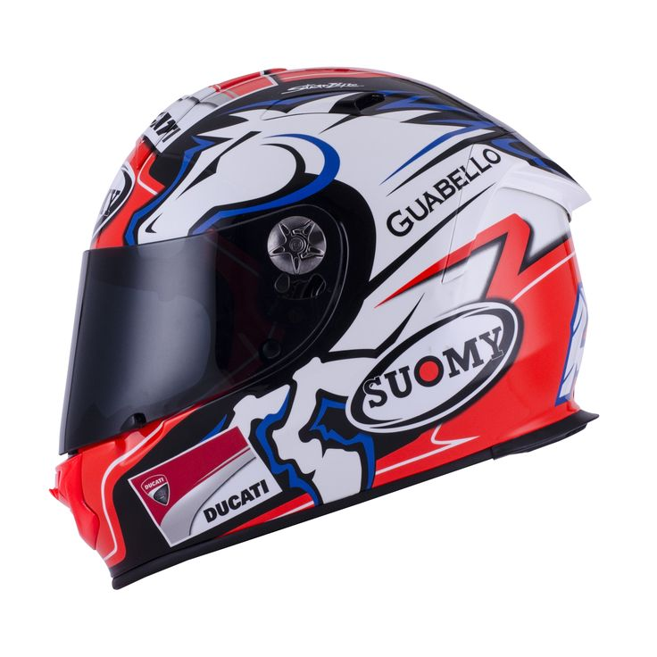 Suomy SR Sport Replica Andrea Dovizioso 2015 (2016 Collection)