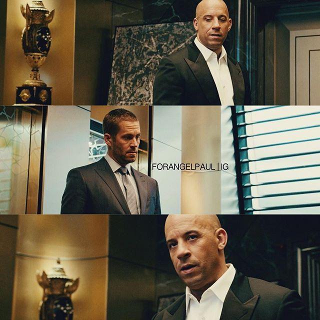 #TorettoTuesday  #BrianOConner #DominicToretto #Furious7 #VinDiesel #Brothers #PaulWalker #RIPAngelWalker #PaulWalkerForever #GoneButNeverForgotten... - Paul Walker (@forangelpaul)