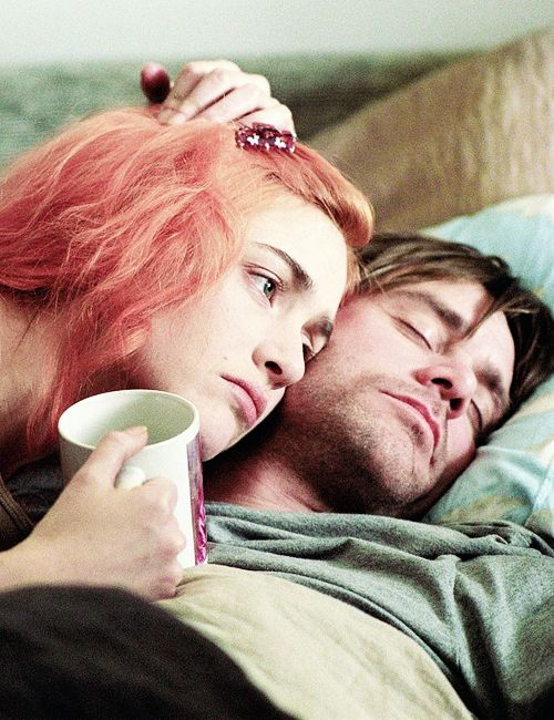 Clementine & Joel in Eternal Sunshine of the Spotless Mind