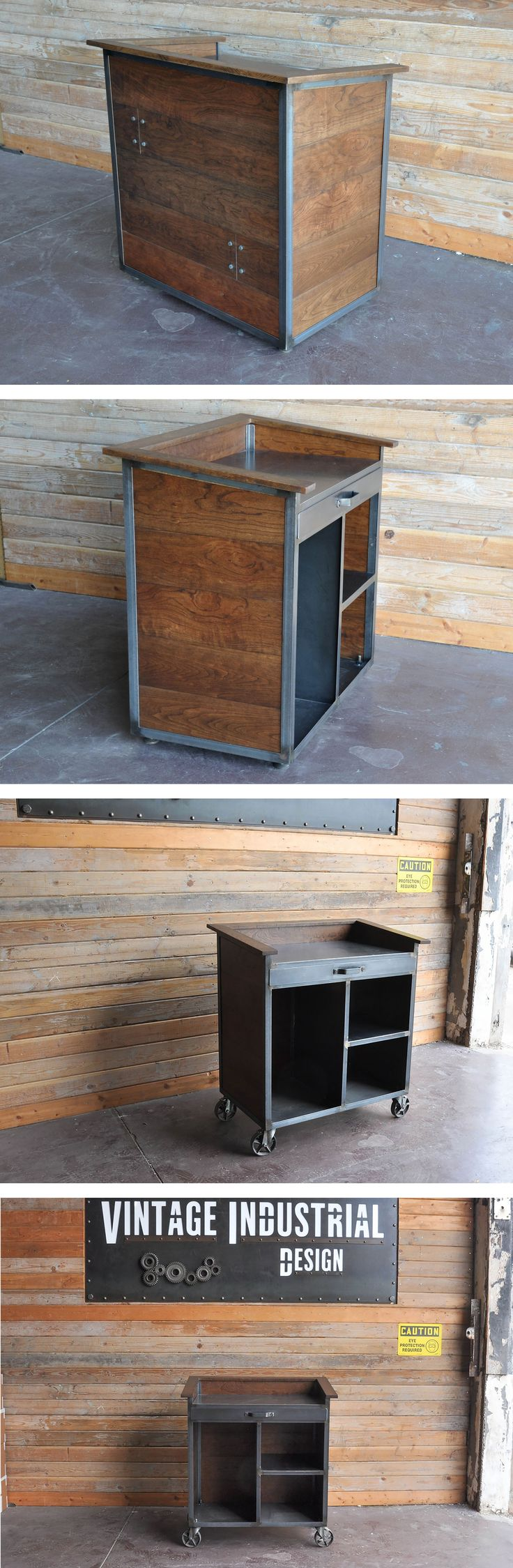 Hostess Stand by Vintage Industrial Furniture in Phoenix, AZ