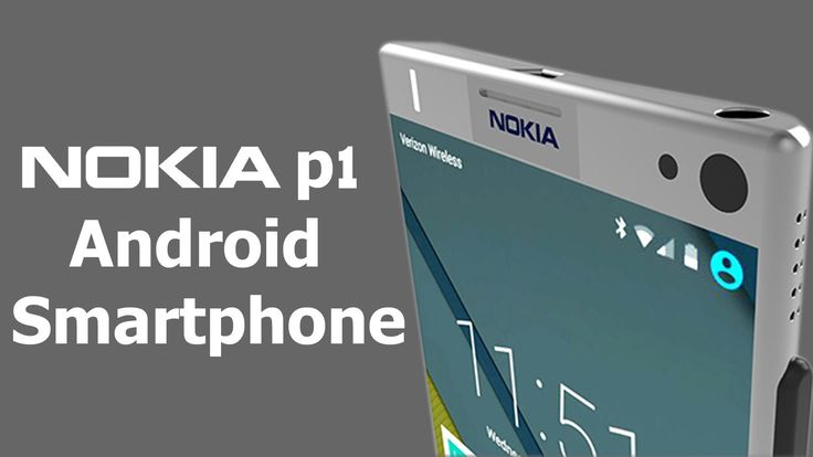 NOKIA P1 Features and Price - KNine Vox