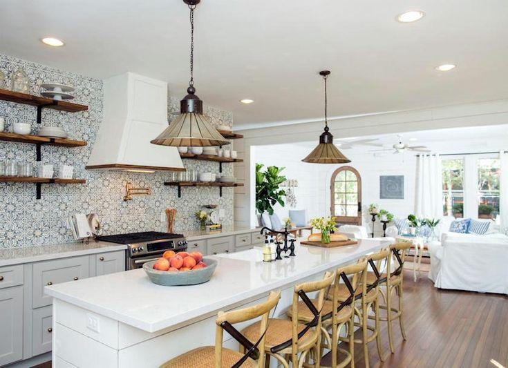 Freaking Out Over Your Kitchen Backsplash?
