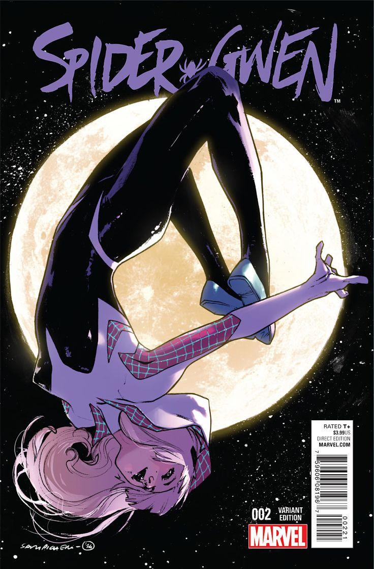 Spider-Gwen #2, la preview | COMICSBLOG.fr