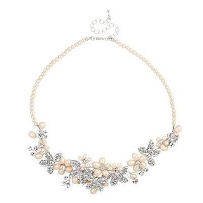 Alan Hannah Devoted Sophia freshwater pearl necklace- at Debenhams.com