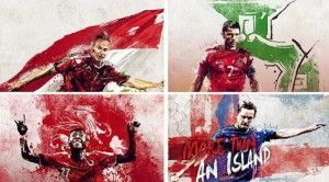 Eurocopa 2016 Grupo F: Portugal, Islandia, Austria, Hungría