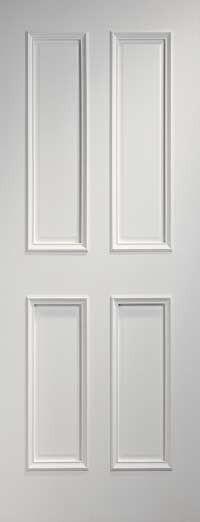 Rochester Primed Fire Door
