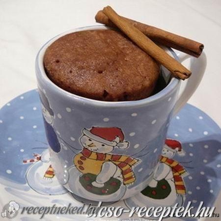 Kipróbált Bögrés-mikrós sütemény 3 perc alatt recept egyenesen a Receptneked.hu gyűjteményéből. Küldte: Rita Konyhája