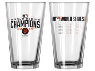 San Francisco Giants World Series 16oz Summary Pint