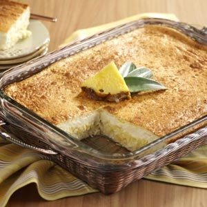 Pineapple Dessert Squares Recipe