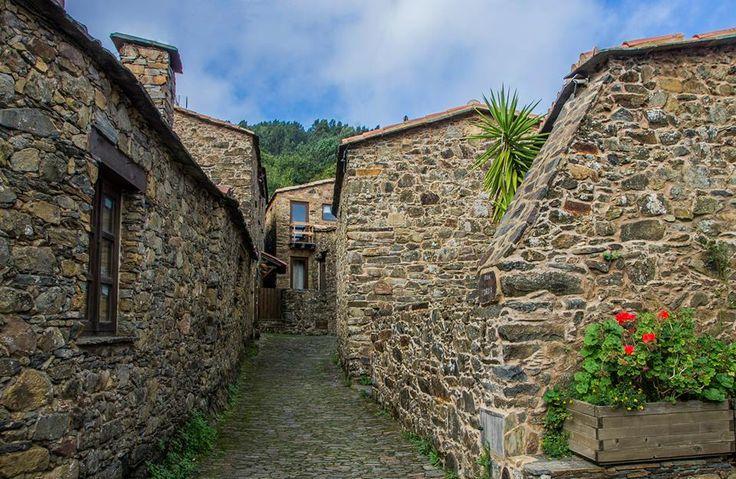 Aldeia de Xisto-em Gondramaz, Coimbra. Foto de A. Fonseca.