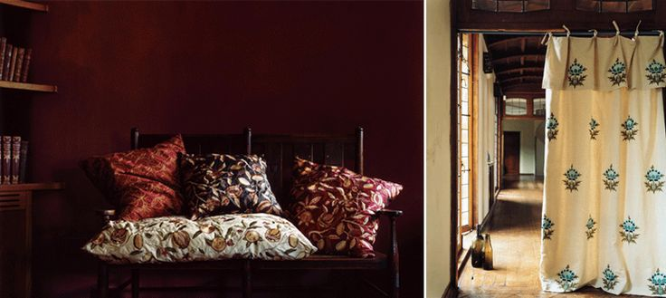 The Original Morris & Co - Arts and crafts, fabrics and wallpaper designs by William Morris & Company | Blogs - catch up on the latest news and learn new interior design tips with our blog | British/UK Fabrics and Wallpapers | Morris & Co. | Blogs - The Fabric of India