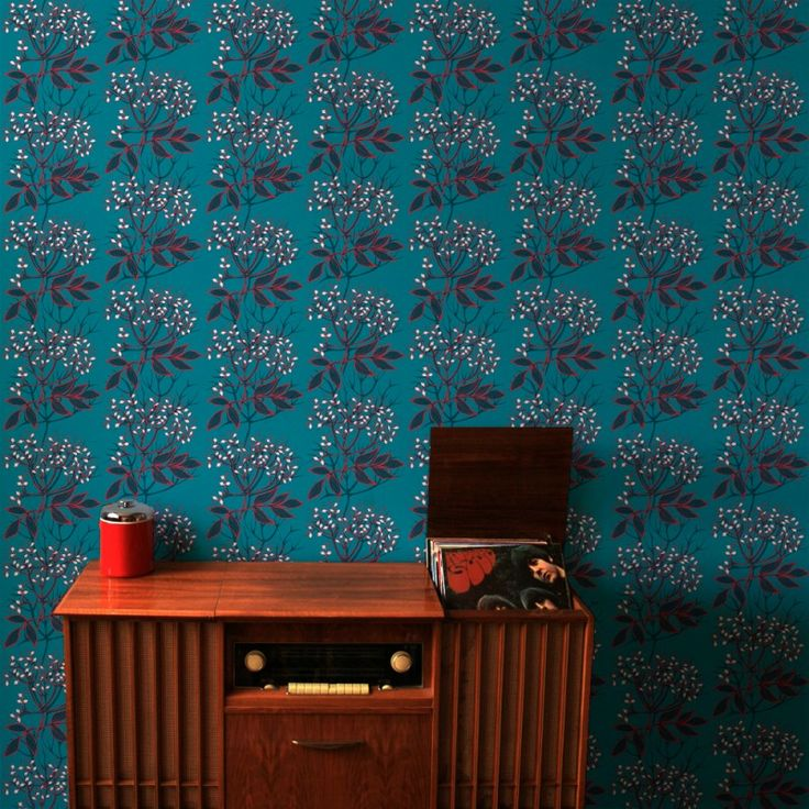 Winter Blossom Wallpaper | www.wallpaperantics.com.au