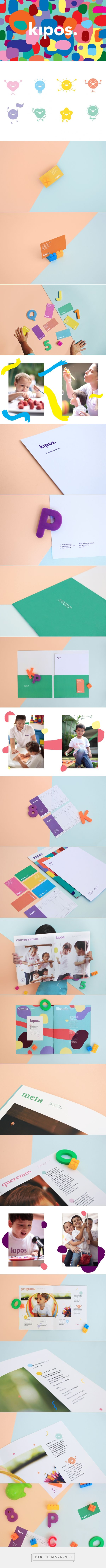 kipos. on Behance... - a grouped images picture - Pin Them All