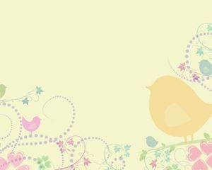 Pájaros plantilla de power point gratis                                                                                                                                                                                 Más