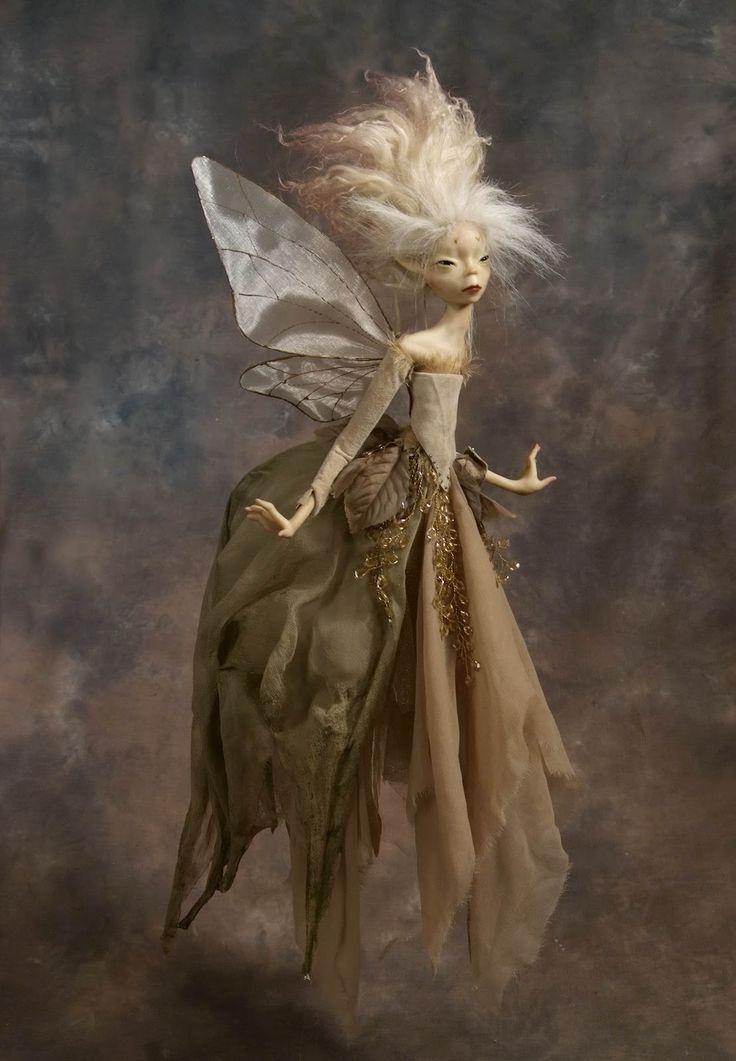 Wendy Froud ~ so delicate ...