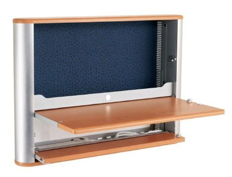 Less Is More Fold Away Wall Desks Desk Wall Desk