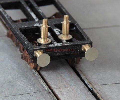 Świat modeli KOTEBI wycinanie laserem Zderzaki okrągłe 500 mm
