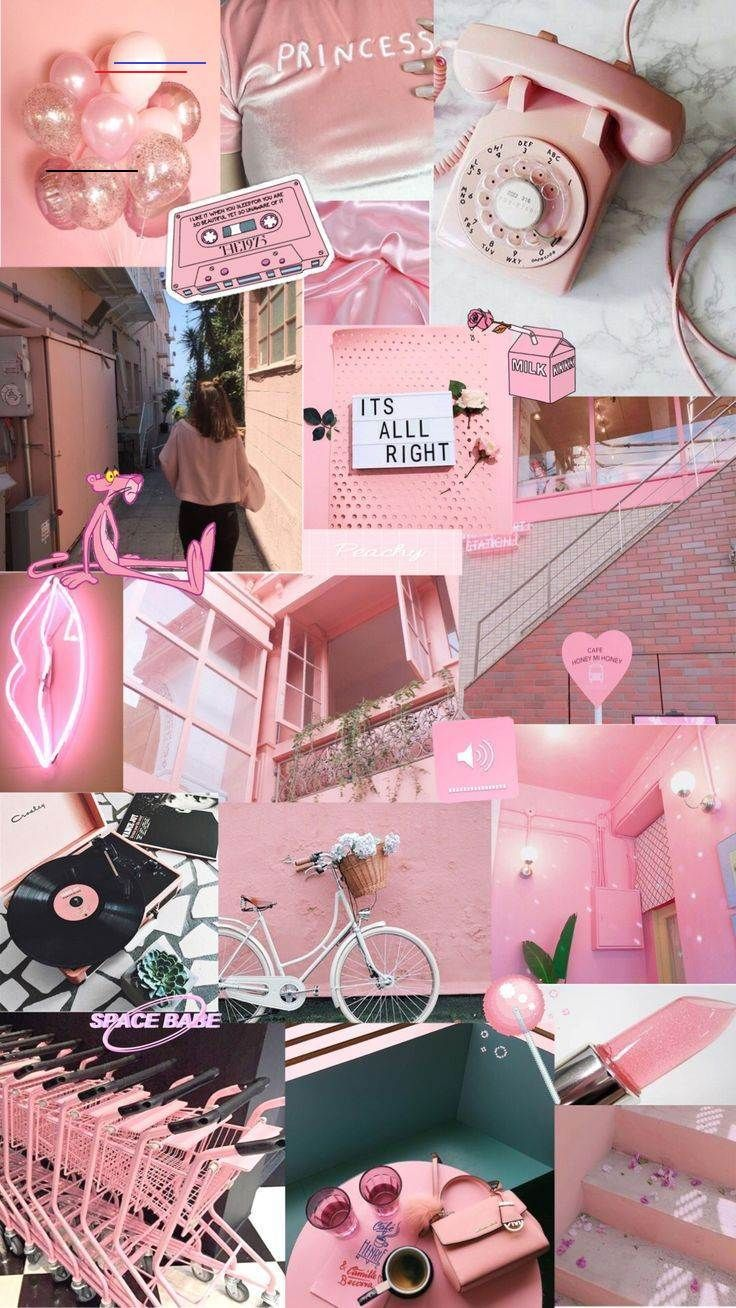 Pink Aesthetic Background Aestheticwallpaper Pink Aesthetic Background Wa In 2020 Aesthetic Iphone Wallpaper Pastel Pink Wallpaper Iphone Wallpaper Vintage