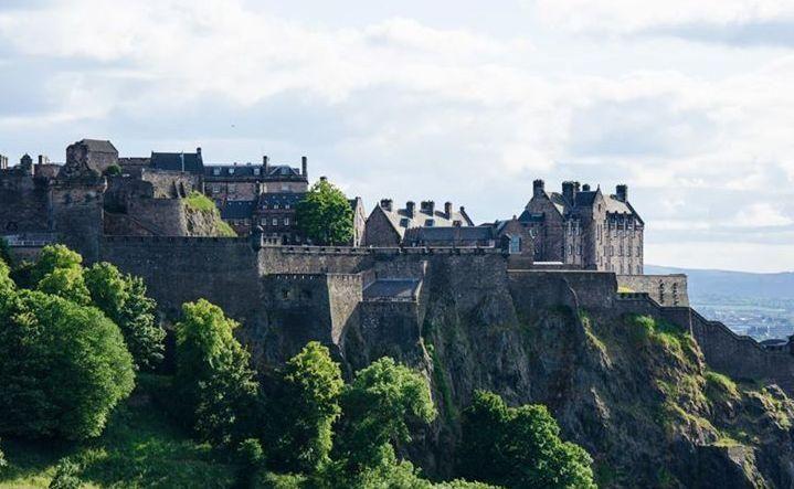 Edinburg: Edinburgh Castle